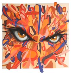 ABSTRK, 'Untitled,' , Fine Art Auctions Miami: Major Street Art
