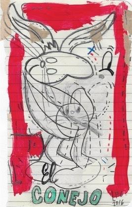 Luis Pérez Calvo, 'El conejo', 2017, Blanca Soto Arte