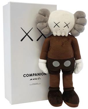 KAWS, 'Plush Companion', 2012, MSP Modern