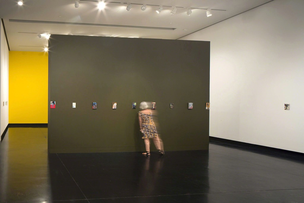 Installation view, Arturo Herrera: Day Before, Tang Teaching Museum, 2015