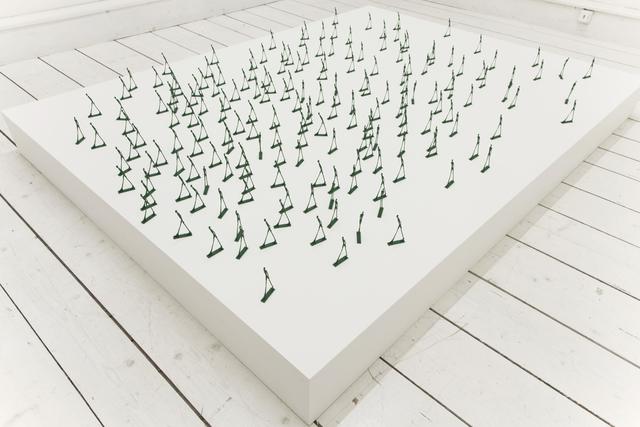 , 'Still Walking,' 2014, Galerie Krinzinger