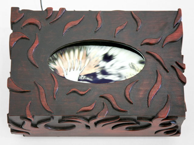 , 'Cave,' 2011, David Richard Gallery