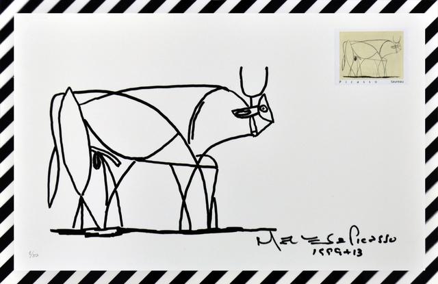 , 'Carta a….2,' 2012, Polígrafa Obra Gráfica