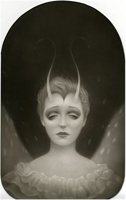 Travis Louie, 'The Pixie Moth', 2013, KP Projects