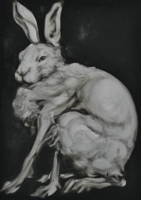 , ''Winter Hare',' 2016, Sarah Wiseman Gallery