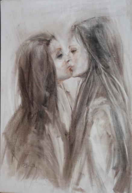 , 'Female Couple ,' 2018, Galeria Canoa