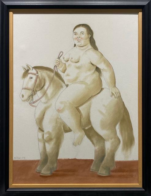 , 'Woman on a horse,' 2004, Rosenbaum Contemporary