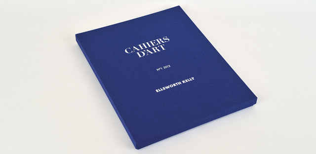 , 'Limited Edition of Cahiers d'Art n°1, 2012,' 2012, Cahiers d'Art