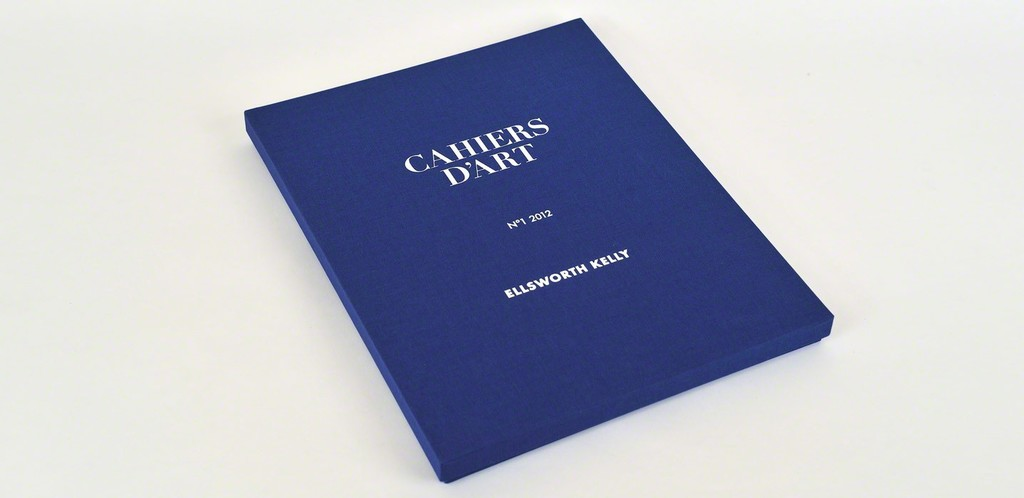 Limited Edition of Cahiers d'Art n°1, 2012