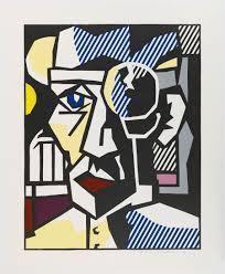 Roy Lichtenstein, 'Dr. Waldmann', 1980, Print, Woodcut, Vertu Fine Art