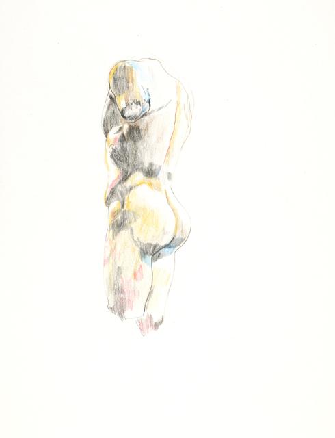 , 'Doryphoros I,' 2016, Galerie Krinzinger