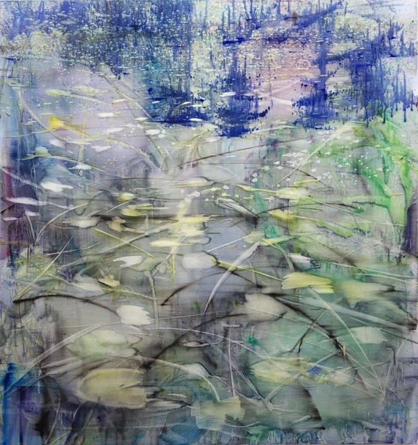 , 'Sento,' 2016, Galerie Andreas Binder