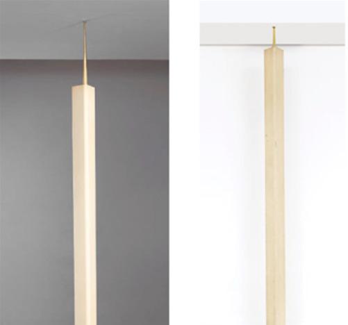 , 'Pair of Lamps,' ca. 1957, Galleria Rossella Colombari
