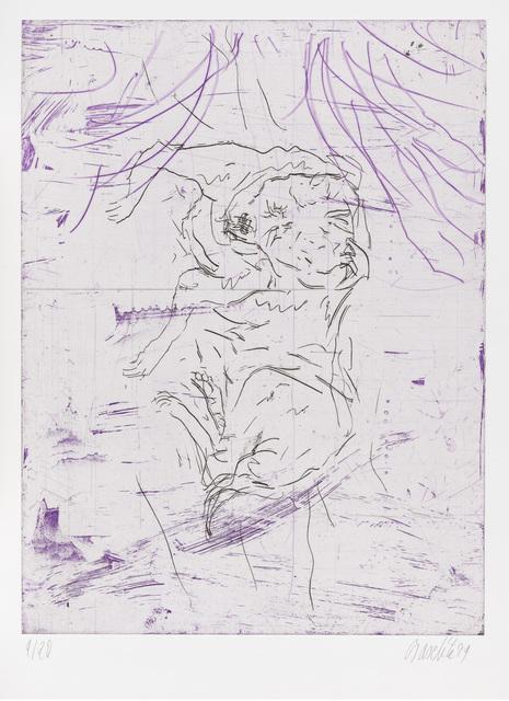 """, 'Zephir, from """"Schlafende Hunde"""",' 1998-1999, Gagosian"""