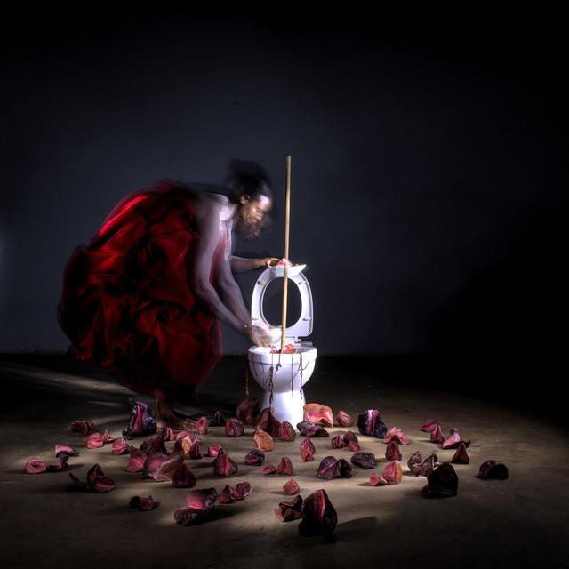 , 'Enya sa #3,' 2017, Afriart Gallery