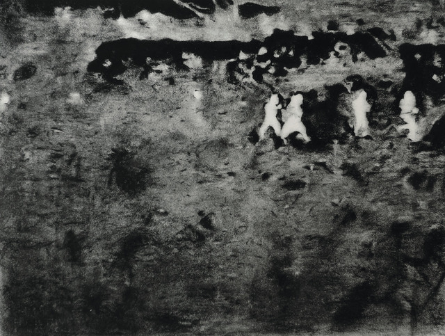 , 'Lucioles 3,' 2016, Mark Hachem Gallery