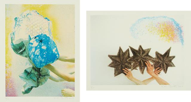 Kiki Smith, 'Miracle; and Cloud', 2012, Phillips