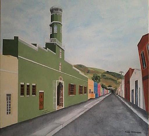, 'Auwal Mosque,' 2016, SAFIA