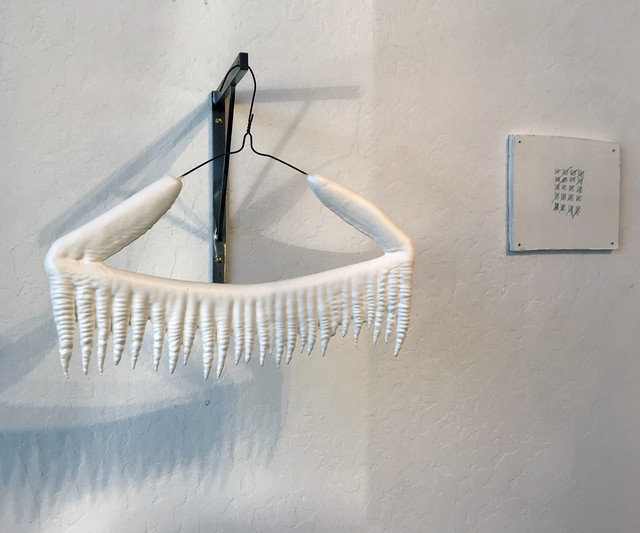 Trent Burkett, 'Oasis Series: Hanger', 2016, Sculpture, Found Object, JAYJAY