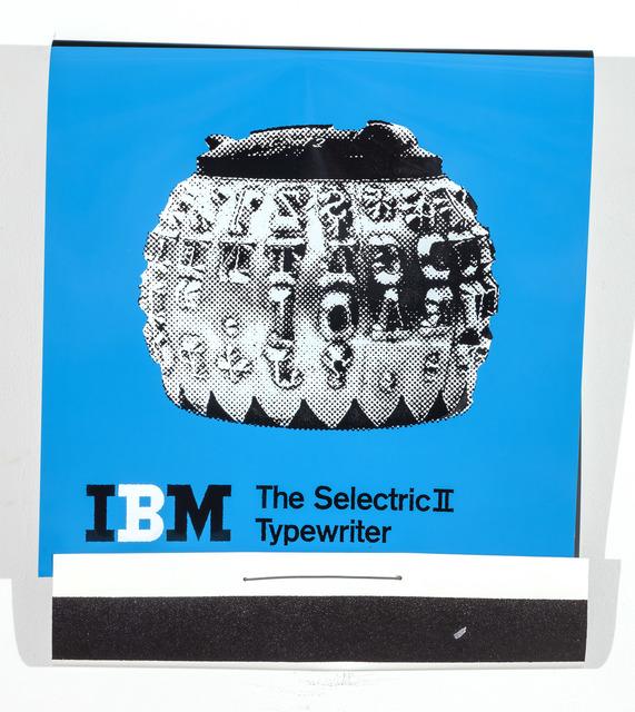 , 'IBM,' 2015, Jonathan Ferrara Gallery