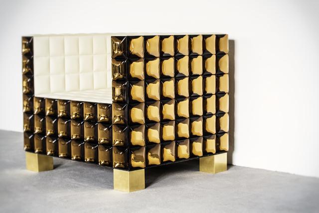 , 'Cube Armchair,' 2017, Manfredi Style