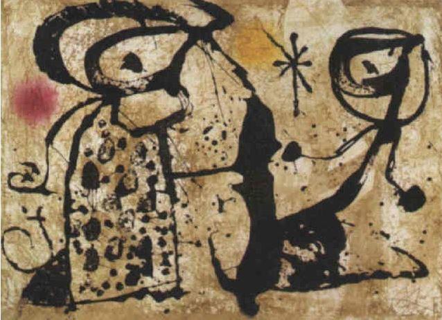 Joan Miró, 'Gaudi XIX', Mario Mauroner Contemporary Art Salzburg-Vienna