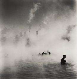 Hiroshi Watanabe, 'Blue Lagoon 2, Iceland', 1999, Photography, Gelatin Silver Print, photo-eye Gallery