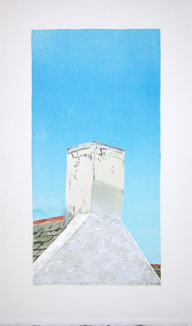 Agnes Murray, 'Roanheads Chimney #1 (Scotland)', 2014, Tabla Rasa Gallery
