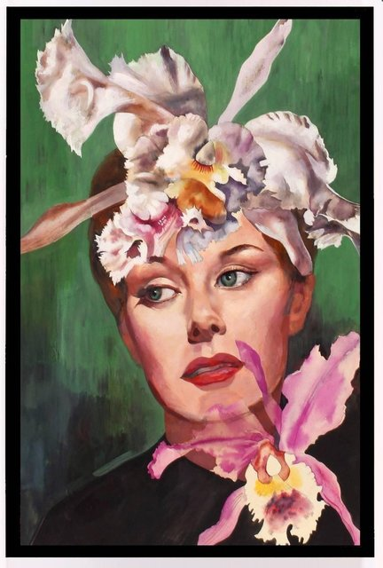 , 'Orchid Fantasy,' 1940, Benjaman Gallery Group