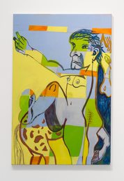 Untitled (woman with horse)