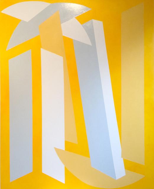 , 'Three in one in oil (II),' 2016, 532 Gallery Thomas Jaeckel