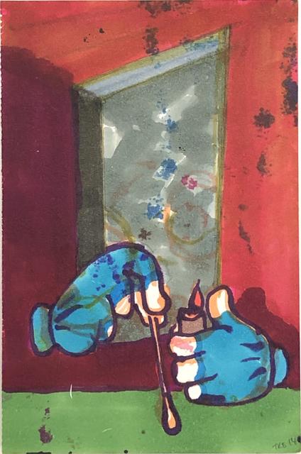 Tamara K.E., 'Untitled (from', 2014, Beck & Eggeling