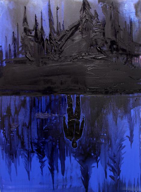 , 'Reflection,' 2015, Galerie Antoine Ertaskiran