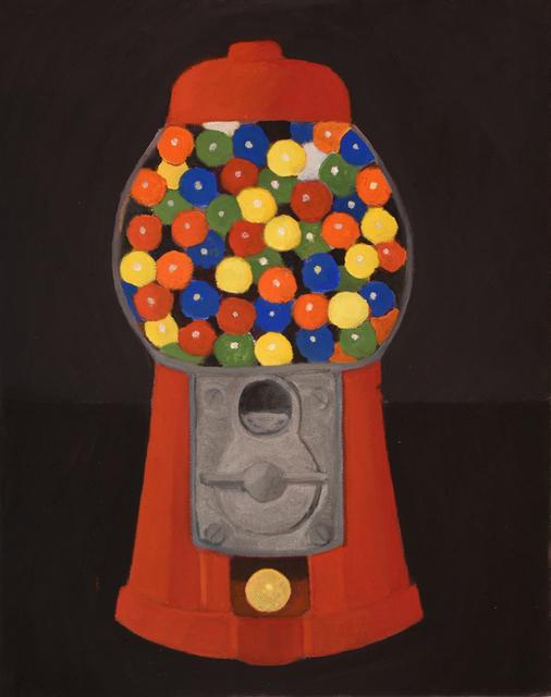 , 'Gumball Machine,' 2018, Carter Burden Gallery
