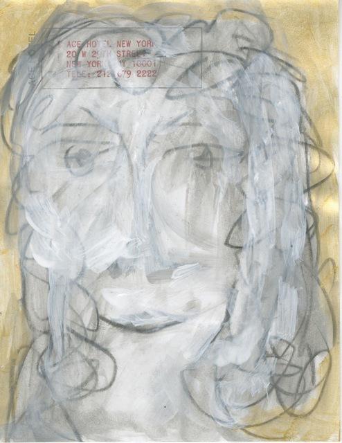 , 'Barbara Payton,' 2015, Rod Bianco Gallery