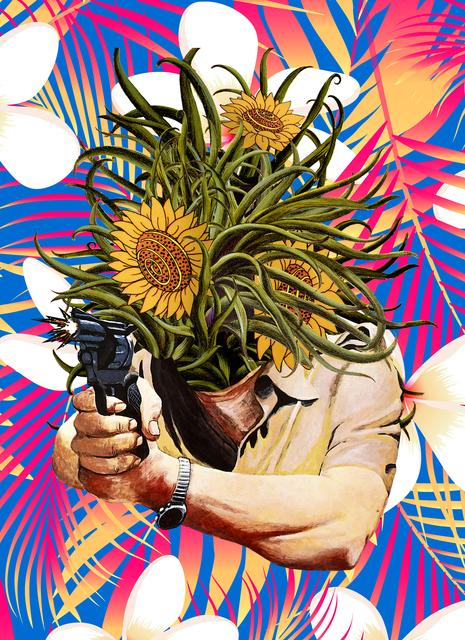 , 'Kojak Van Gogh,' 2017, Chan + Hori Contemporary