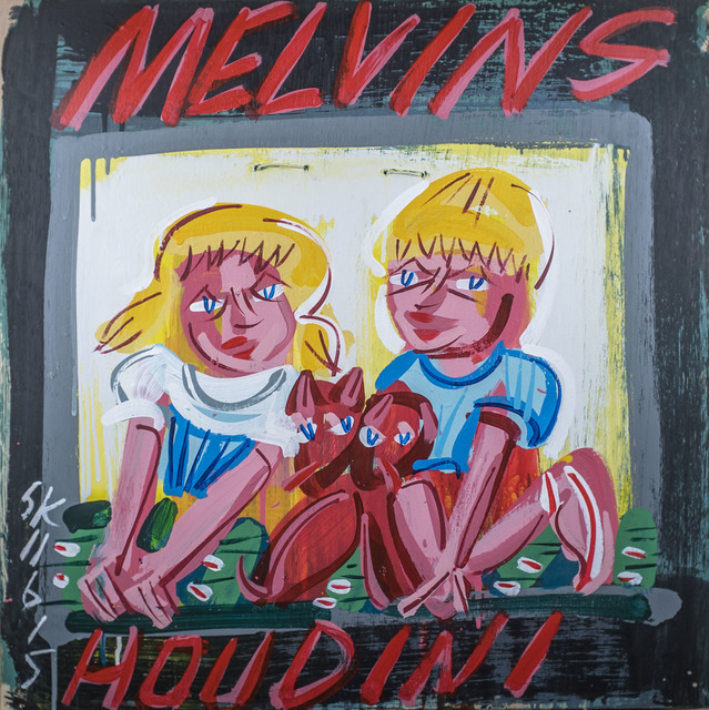 Steve Keene, 'Melvins - Houdini', 2015, Subliminal Projects