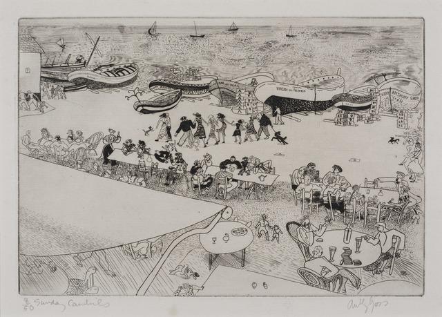, 'Sunday, Cambrills,' 1933, Redfern Gallery Ltd.