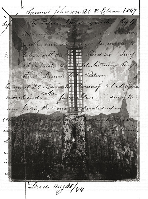 , 'Samuel Johnson,' 2005, Specto Art Space