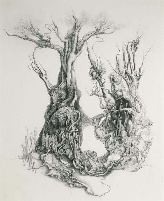 , 'Thicket,' 1958, Francis M. Naumann Fine Art