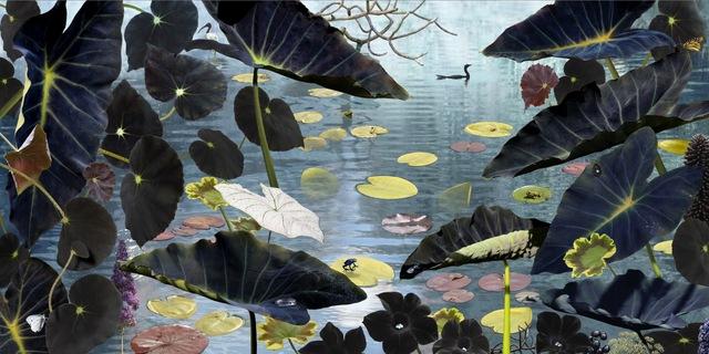 Ruud Van Empel, 'Voyage Pittoresque #8', 2017, Huxley-Parlour