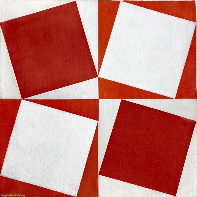 , 'PINTURA MÚLTIPLE SERIE 14 N° 1,' ca. 1970, Museo de Arte Contemporáneo de Buenos Aires