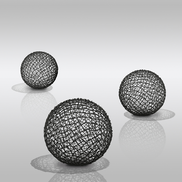 , '3 Spheres,' 2018, OTA Contemporary