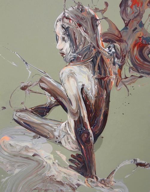 , 'Transcription 43 (Balance),' 2018, Joseph Nease Gallery