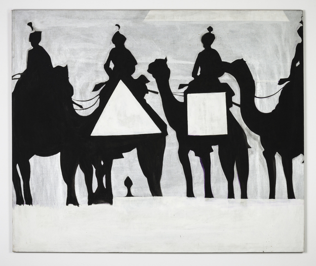 , 'CAMEL CORPS (London),' 1969-1970, Ronald Feldman Fine Arts