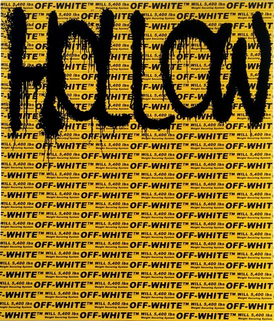 Takashi Murakami, 'Hollow Man', 2018, Print, Silkscreen on paper, Fineart Oslo