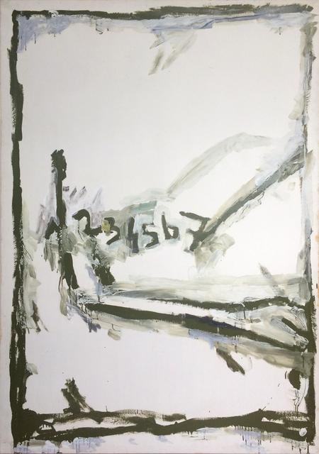 , 'Untitled,' 1986, La Forest Divonne