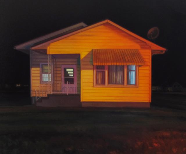 , 'Thistlewood Drive,' 2018, Andrea Schwartz Gallery