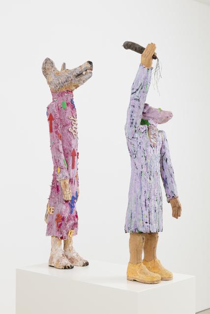 , 'Demonstration,' 2016, Galerie Forsblom
