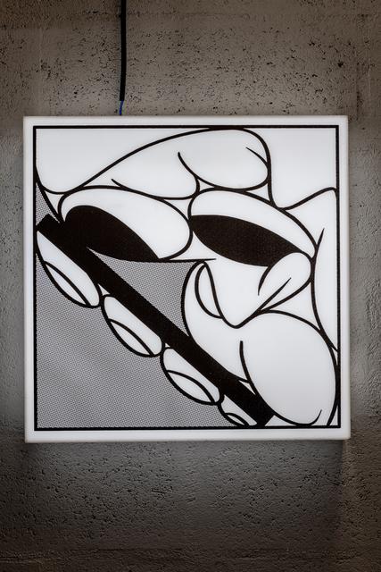 , 'Auto-correcção,' 2018, Underdogs Gallery